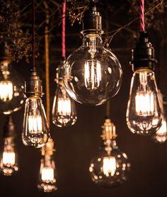 Factorylux LED-Filament light bulbs