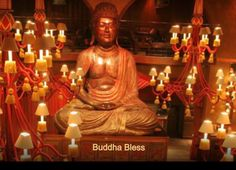 "Buddha ~ ""Joy to all beings."""