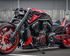 "Awesome custom bike Harley Davidson V Rod ""Agera-R"" by No Limit Custom Harley Davidson V Rod, Harley Davidson Motorcycles, Custom Street Bikes, Custom Bikes, Moto Bike, Motorcycle Bike, Vrod Custom, Night Rod Special, Cool Motorcycles"