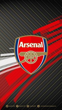 Arsenal • LigraficaMX 160214CTG(1) Logo Arsenal, Arsenal Fc Players, Arsenal Club, Team Wallpaper, Football Wallpaper, Football Team Logos, Arsenal Football, Arsenal Wallpapers, Oneplus Wallpapers