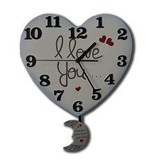 Giftgarden Friends Gift Pendulum Wall Clocks Heart Decora... https://www.amazon.co.uk/dp/B01GDW00U8/ref=cm_sw_r_pi_dp_x_Tbj0ybFCDJGDF