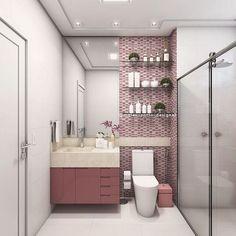 Home Furniture Drawing Bathroom Design Small, Bathroom Interior Design, Modern Bathroom, Bathroom Colors, Bad Inspiration, Bathroom Inspiration, Home Room Design, House Design, Bathroom Furniture