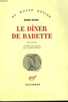Le dîner de Babette
