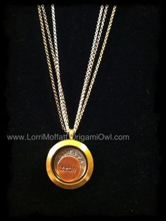 "using all three 32"" rolo chains...  i love mixing the rose gold, silver and yellow gold together!!!  mixed metals is a great look for all skin tones. #origamiowl @Pat Gilman Owl www.lorrimoffatt.origamiowl.com"