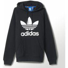 Adidas Raglan Trefoil Hoody čierna