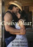 No Sempre Romântica mais uma resenha da Nanda aqui no seu cantinho. Com vocês: Cowboy Heat - (Calor do Vaqueiro) Hell Yeah! #1 - Sable HunterAron McCoy não quer mais saber das mulheres, exceto para sexo. Quando Libby Fontaine chega ao rancho Tebow, está determinada a viver uma vida inteira em poucos