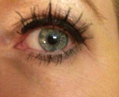 Dies sind meine Wimpern!