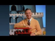 Writer Anthony Breznican has a life-changing conversation with Mr. Rogers. | Omeleto