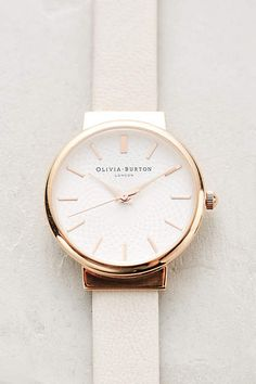 Blush Watch - anthropologie.com