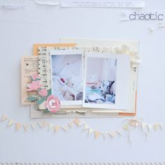 Blog | swissgirlDesigns | Enjoy the Process of Scrapbooking