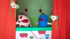 https://youtu.be/d7TGpEGiFiQ Videos com os bonecos da Keka Moranguete e sua turma