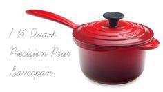 Giveaway!! Le Creuset Signature Cast Iron 5-Piece Cookware Set ($400 Value)
