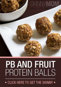 Fruit-On-The-Bottom Protein Peanut Butter Recipe — Dishmaps