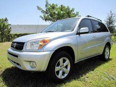2004 Toyota RAV4 $6,988