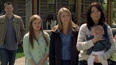 Amy Katie (Twins) Lou Mallory Wells (Jessica Amlee) Peter.