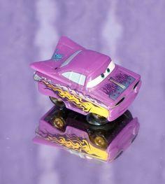 2014 DISNEY PIXAR CAR MICRO DRIFTERS RAMONE NEW LOOSE MINT #Mattel