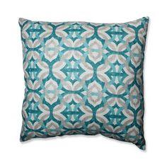 Pillow Perfect Tipton Frost Throw Pillow