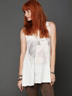 Free People We The Free Moon Child Graphic Tee, $68.00