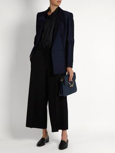Click here to buy Lemaire Ruffled long-sleeved cotton-blend shirt at MATCHESFASHION.COM