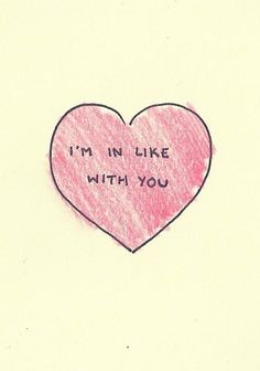 I love you and I like you. Best Quotes, Love Quotes, All You Need Is Love, My Love, Romance, Miranda Lambert, Hopeless Romantic, Crush Quotes, My Crush