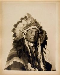 View Chief red shirt Ogle sha, Oglala Lakota by Frank A. Rinehart on artnet. Browse upcoming and past auction lots by Frank A. Native American Wisdom, Native American Pictures, Native American Tribes, Native American History, American Art, American Symbols, American Women, Sioux, Native Indian