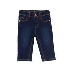 Jordache Newborn Baby Girl Skinny Jeans, Size: 18 Months