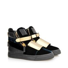 Sneakers - Sneakers Giuseppe Zanotti Design Women on Giuseppe Zanotti Design Online Store @@Melissa Nation@@ - Fall-Winter Collection for men and women. Worldwide delivery.   RDW341 004 @ghettocookinsho