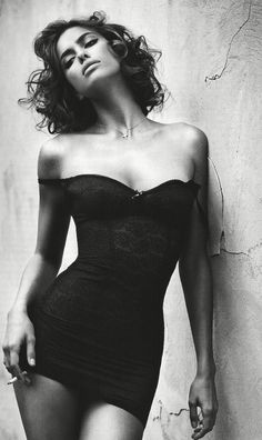 Irina Shayk Photographed By Vincent Peters For GQ Spain's December 2010 Issue