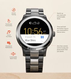Meet the Next Generation of Fossil Q