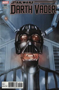 DARTH VADER | Episode III : Revenge of The Sith (2005) | By Phil NOTO (MARVEL Comics) | STAR WARS : Comics