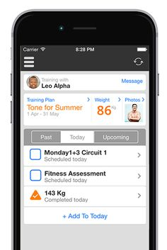 Trainerize is Personal Training Software That Better Connects Trainers and Clients. Grow your business and reach more clients with online personal training, in-app communication, workout check-ins and tracking. Trainerize is a flexible solution that allows you to add unlimited trainers to your account and to only pay for your active clients.
