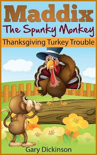 Maddix The Spunky Monkey children's #kindle book  (free download 11/11/13)