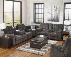 Acieona - Slate Sofa Collection