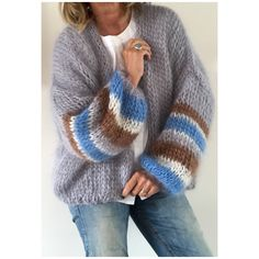 PureMe is a fashionlabel Premium handmade knitwear Designed by me, made for you. Crochet Designs, Knitting Designs, Knitting Patterns, Knitted Coat, Mohair Sweater, Knit Fashion, Sweater Fashion, Crochet Shirt, Knit Crochet