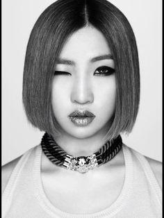 Minzy ★ #2NE1 #Kpop