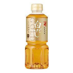 <白だし> ゴールド - 食@新製品 - 『新製品』から食の今と明日を見る! Japanese Packaging, Bottle Design, Package Design, Beverages, Bottles, Commercial, Packing, Creative, Water