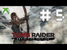 Tomb Raider: Definitive Edition - Game Walkthrough - Part 5 - Palace Ass...