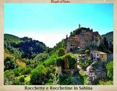 LA SABINA nel Lazio-ITALIA