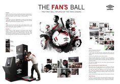 Study Board, Design Case, Ux Design, Sports Marketing, Advertising, Ads, Concept Board, Design Reference, Cannes