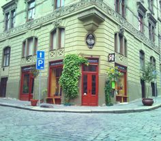 Cafe Sladkovsky, Prague