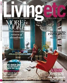 Living Etc Magazine October 2014 edition - Read the digital edition by Magzter on your iPad, iPhone, Android, Tablet Devices, Windows 8, PC, Mac and the Web.