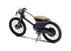 Honda C70 http://silodrome.com/deus-electric-motorcycle/