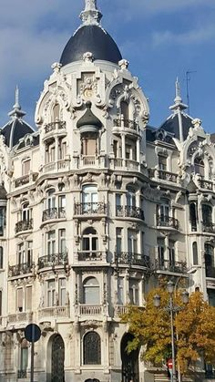 Edificio Casa Gallardo, Madrid España
