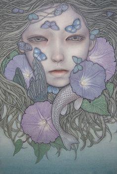"SUPERSONIC ART: Atsuko Goto's""The Silence of Idols"" at Thinkspace..."