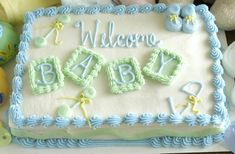 teal & yellow cakes - Google Search