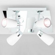 Přisazené bodové svítidlo RE LOF852, stropní svítidlo #spotlight #ceiling #osvetleni #interier #rendldesign