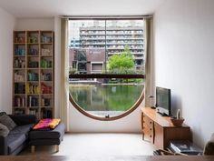 What it's like to live inside the Barbican, one of London's most iconic buildings | The Independent