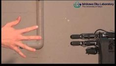Rock, paper, scissors Japanese robot will beat you every time. AMAZING!