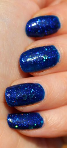 Kashayas blogg: Colors by Llarowe swatches