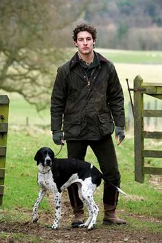 You can't go wrong with a smart waxed jacket for a walk in the countryside and this Barbour one is a classic.